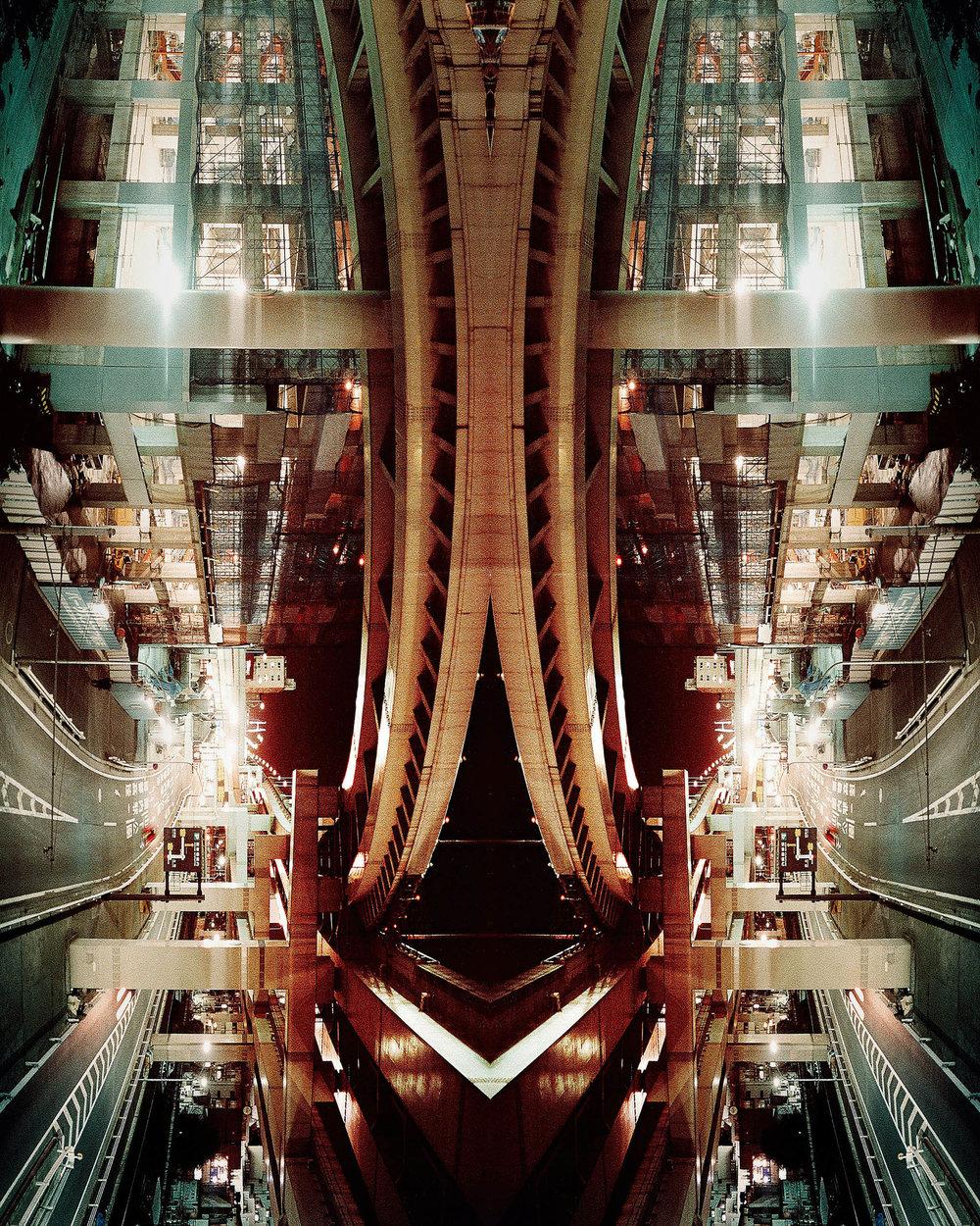 TOKYO MIRRORED - I