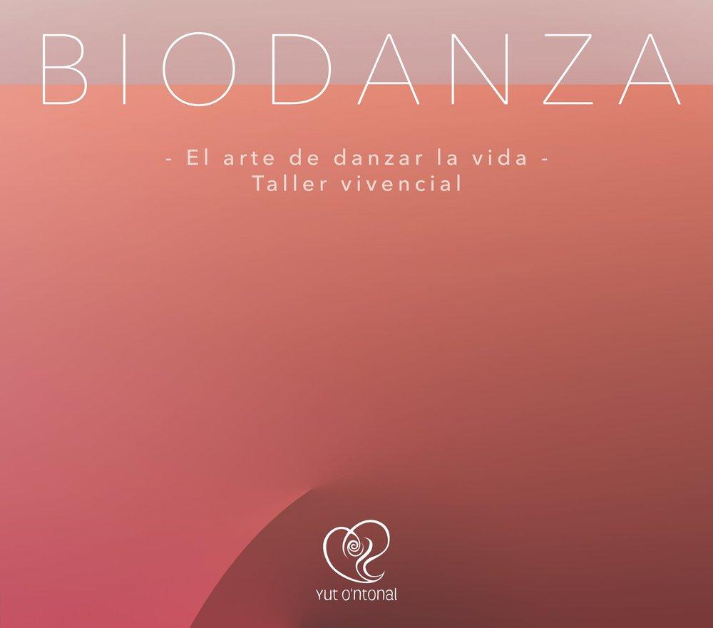 Biodanza Flyer