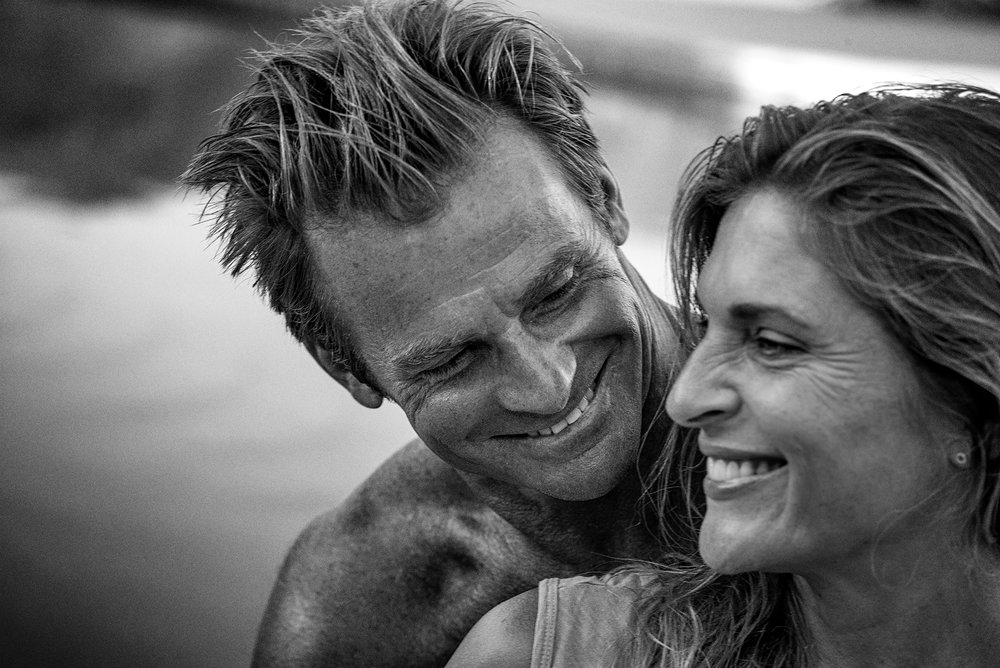 Laird and Gabby Reece Hamilton - Grooming by Mira Chai Hyde