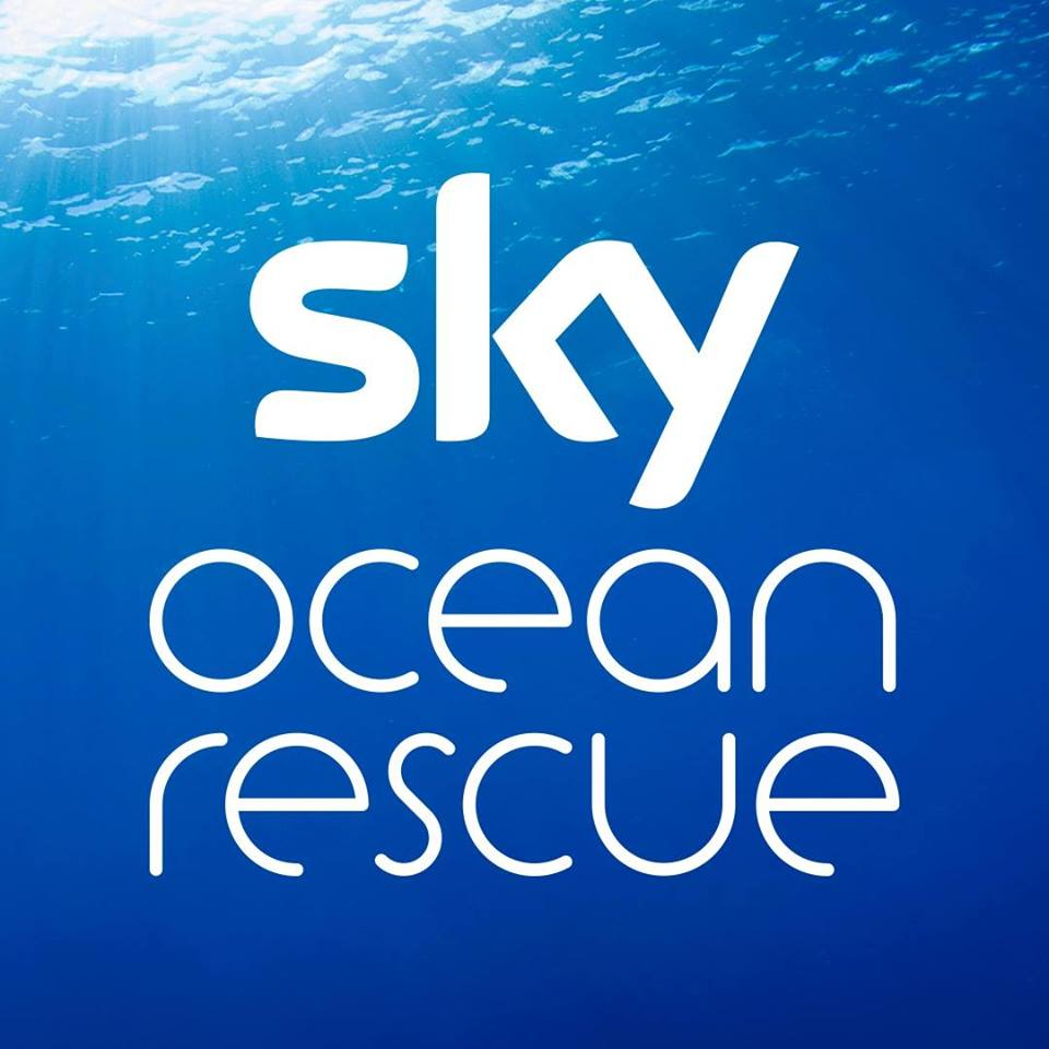 Sky Ocean Rescue is one of the causes I'll be raising awareness for