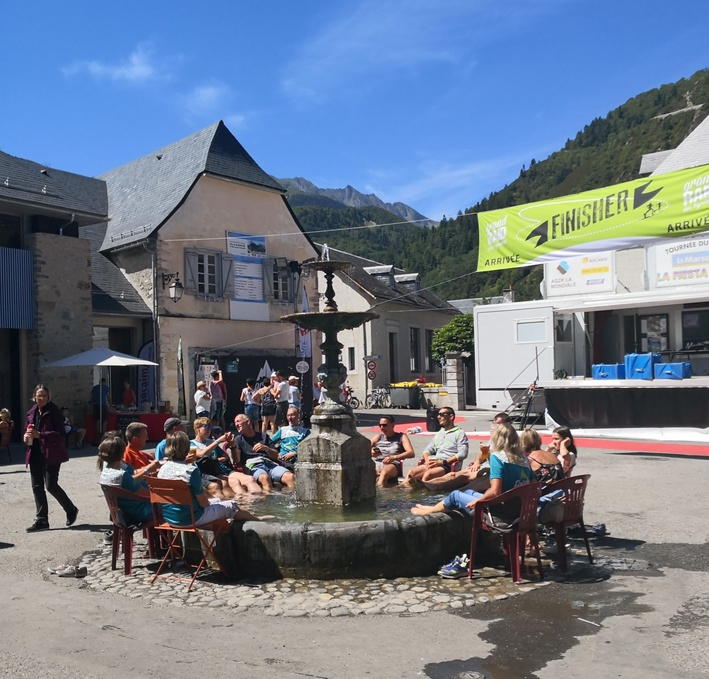 The Grand Raid des Pyrenees is good for those looking for an  alternative to the UTMB races