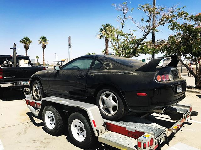 Saturday and Sunday are the first days we get to work on her!  #cars#trucks#business#entrepreneurs#auto#automotive#autocare#autorepairs#import#vehicles#performance#fun#women#men#ladies#mom#dad#parents#engine#motor#turbo#toyota#racing#exoticperformance#businessowner#speed#carculture#speedhunter#youtube#supra