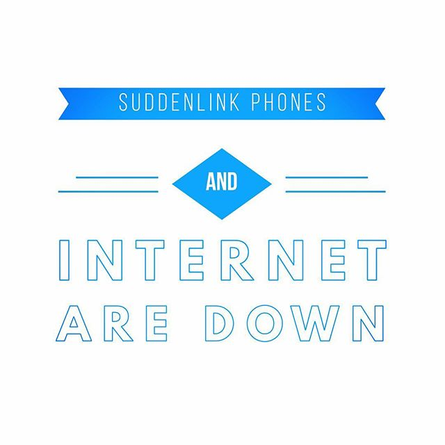 We have suddenlink and their system is down at our shop until a tech comes out! So sorry guys! Please DM OR EMAIL US at autorehabflagstaff@gmail.com to get in today. We will let you know as soon as the phones and internet are up again.