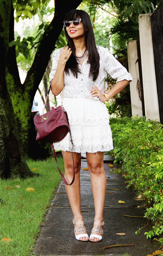 Una Forma 'cool' De Vestir Completamente De Blanco | Todo está cambiando; los 'overalls' no son sólo para niños y el blanco es siempre bienvenido. ¡Aquí está una manera de vestir completamente de blanco!