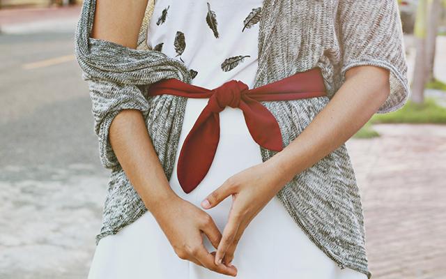 Como Lucir Un Suéter Tejido #2 // Un suéter tejido se puede usar de muchas maneras! Encuentra cuatro ideas para crear un atuendo de otoño esta temporada...