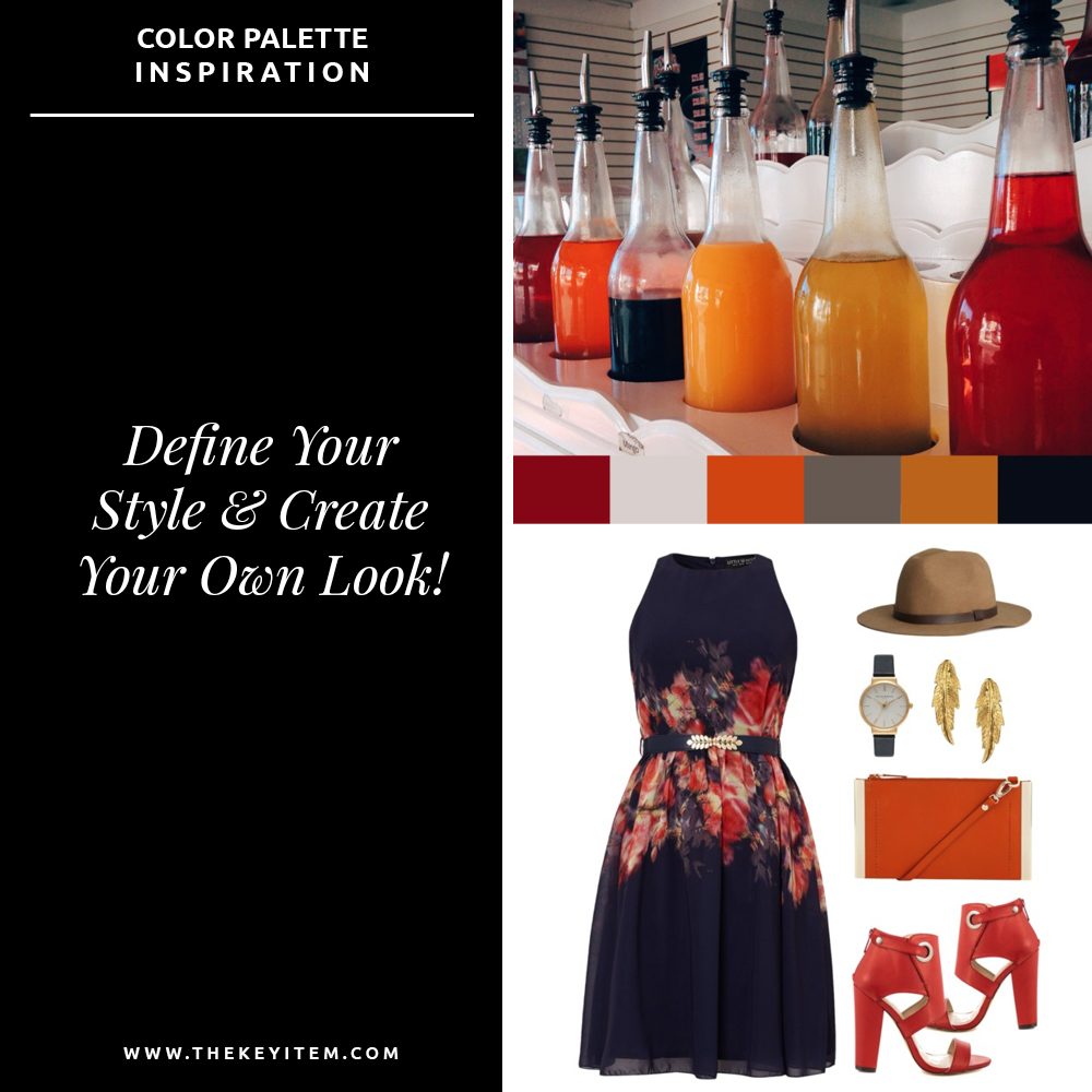 Como Crear Una Paleta De Colores Con Un App // Si necesitas ideas para crear mejores apariencias, es bueno crear una paleta de colores que puedes utilizar para la inspiración. ¡Es fácil y divertido!