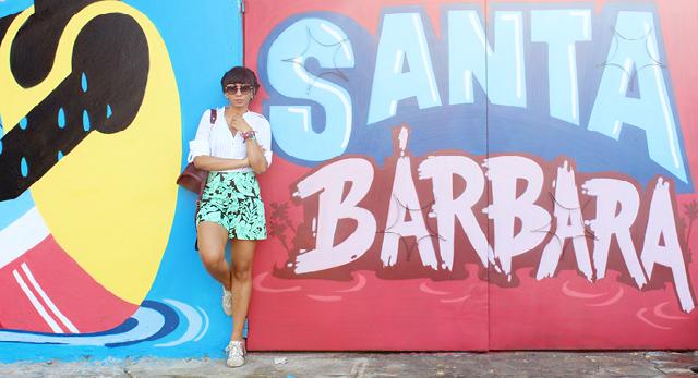 """Festival De Arte Urbano """"Hoy Santa Barbara"""" // El movimiento más reciente del arte en Santo Domingo, Hoy Santa Barbara. Once artistas trabajaron juntos para hacer arte ubano. ¡Vengan a ver!"""