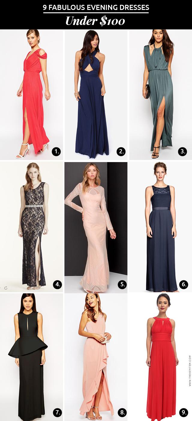 9 Fabulosos Vestidos Formales en Menos De US$100 // Tenía una misión; Encontrar vestidos formales en menos de US$100. Algunos de ustedes podrían pensar que estoy loca, ¡pero créanme! Es posible.