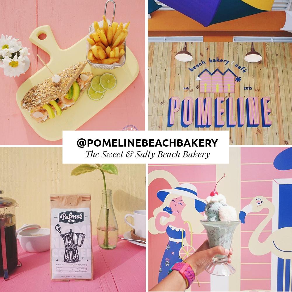 Pomeline Beach Bakery es el nuevo cafe/repostería en Punta Cana. - Cada vez entro a esta cuenta me da ganas de salir corriendo a comprarte algo dulce. Definitivamente, esta en mi lista de lugares donde ir en el próximo viaje a Punta Cana.