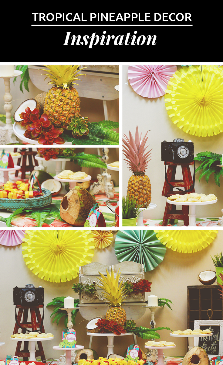 tropical-pineapple-decor-inspiration