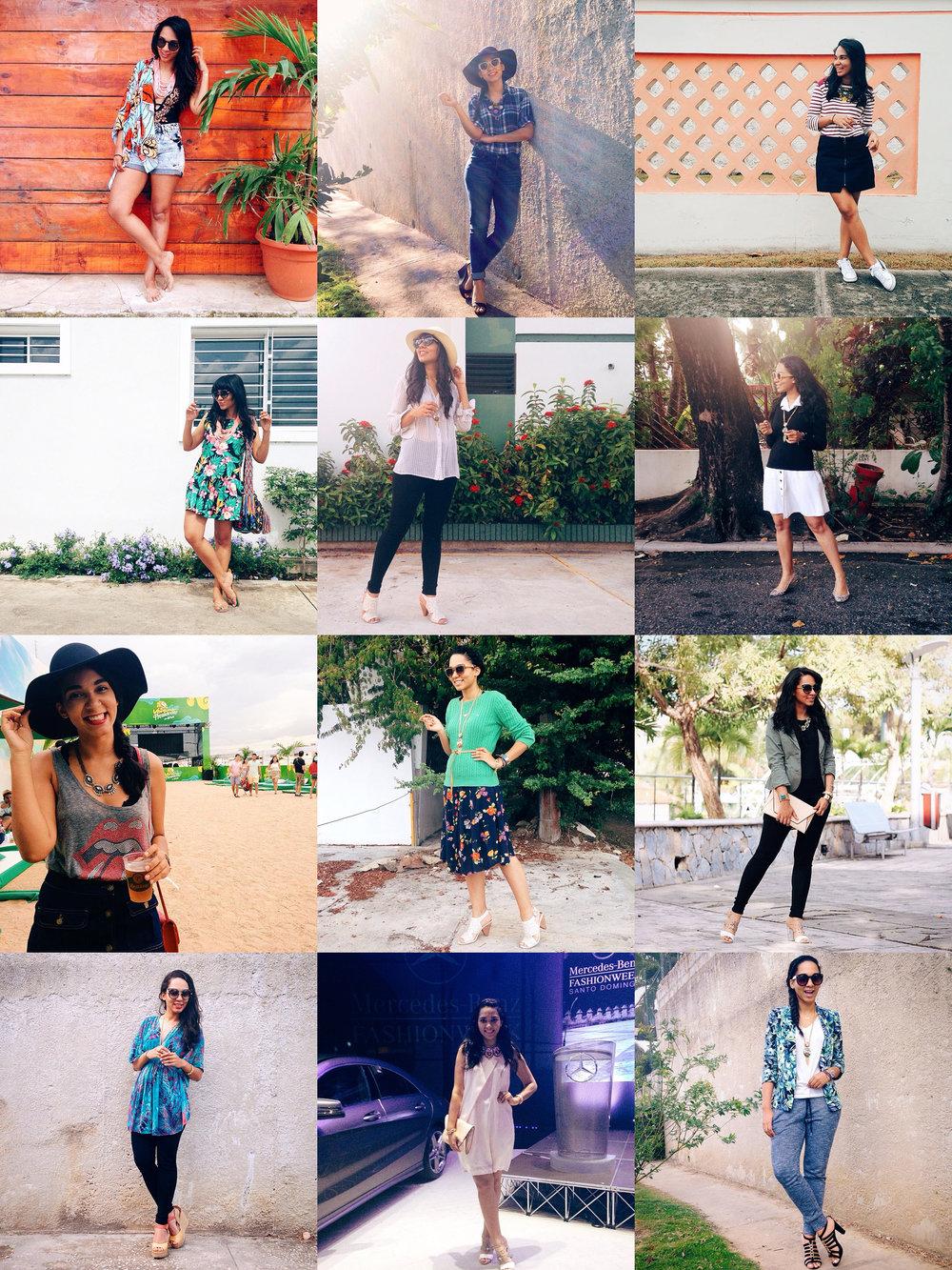 Mis Mejores Looks Y Que Aprendí En El 2015 // ¡Aquí están mis looks favoritos de 2015 y todo lo que he aprendido que me sigue ayudando a mejorar en todos los sentidos!