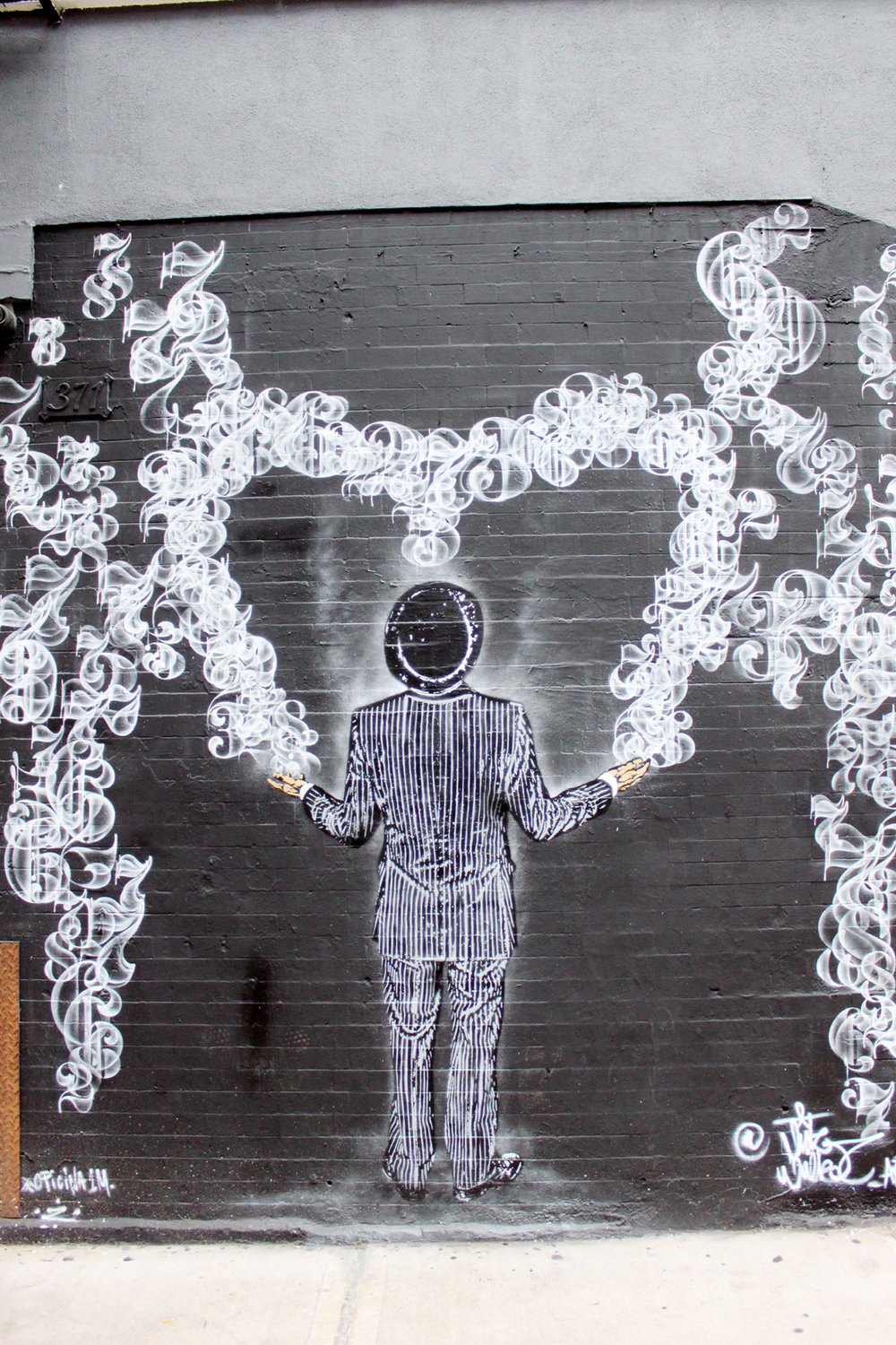 Nick Walker | Oficina1M @ 371 Broome St -