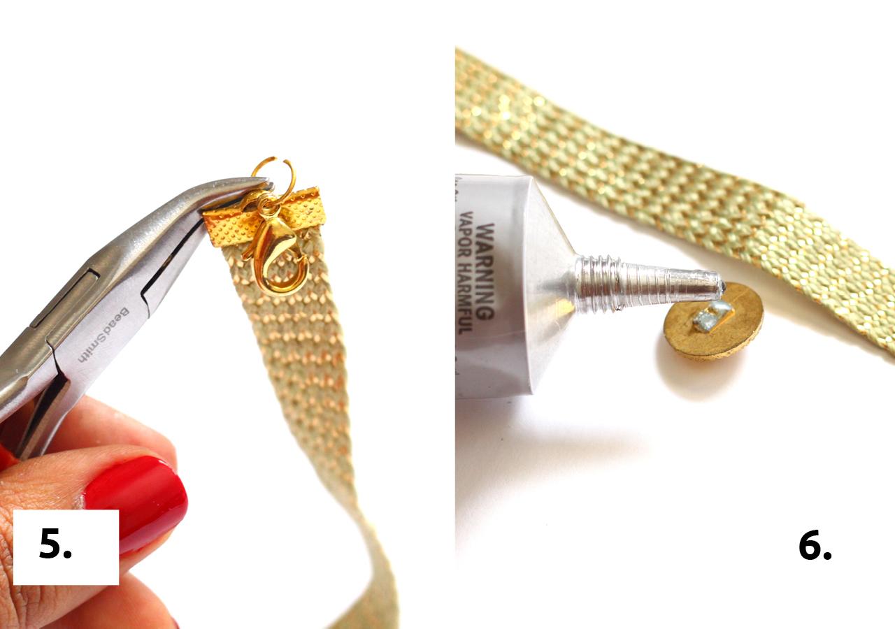 HAZ UN DIY CHOKER EN 20 MINUTOS O MENOS // ¡La tendencia del choker esta detrás! Aprende cómo puedes hacer fácilmente este tipo de collar en apenas algunos minutos.