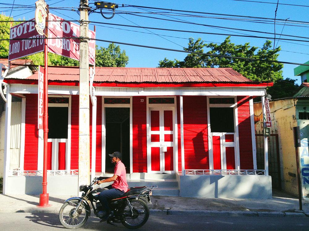 Hotel Loro Tuerto - nuestra estadía en Barahona