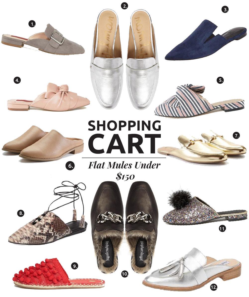 Los zapatos mules que necesitas en tu closet YA MISMO!. ¿Ni idea como usarlos? Inspírate con estos looks y guía de compra.