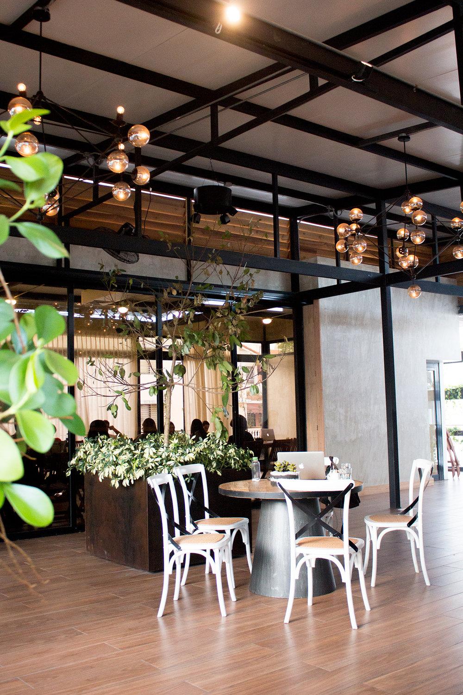 APara los emprendedores, ya existe un espacio creativo en Santo Domingo. Chez Space ofrece espacios para eventos, talleres y coworking.