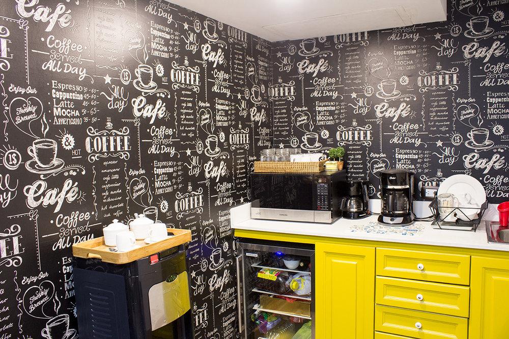 Para lo emprendedores, ya existe un espacio creativo en Santo Domingo. Chez Space ofrece espacios para eventos, talleres y coworking.