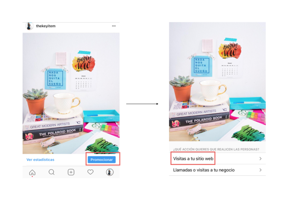 ¿Quieres impulsar tu marca en Instagram? Los anuncios en Instagram son una buena idea para empezar.
