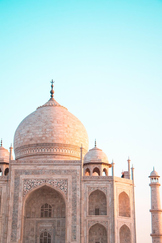 ¿Interesado en viajar a la India? Aquí la guía completa que necesitas saber: vuelos, vestimienta, lugares turísticos, costo, transporte y mucho más.viaje-india-travel-guia-6-taj-mahal