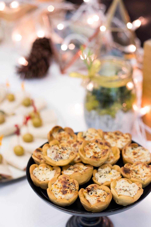 Christmas Finger Food | The Key To Blog Blogging Creative Workshop