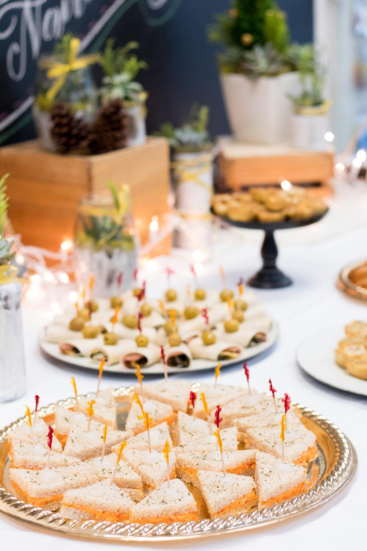 Easy Finger Food For Christmas | The Key To Blog Blogging Creative Workshop