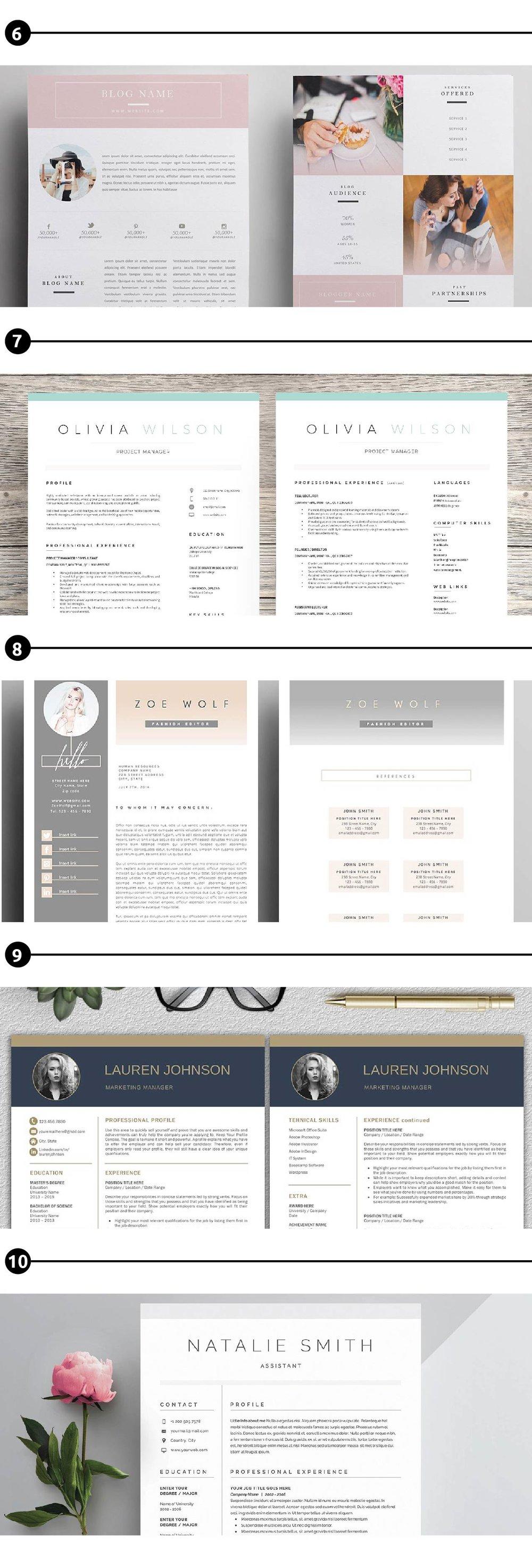 Cómo Hacer Que Tu Currículum Llame La Atención + 10 Diseños De Currículums | Hoy te cuento sobre diseños de currículums y por qué son tan importantes. También hablaré de como puedes crear un currículum corto, conciso, e interesante.