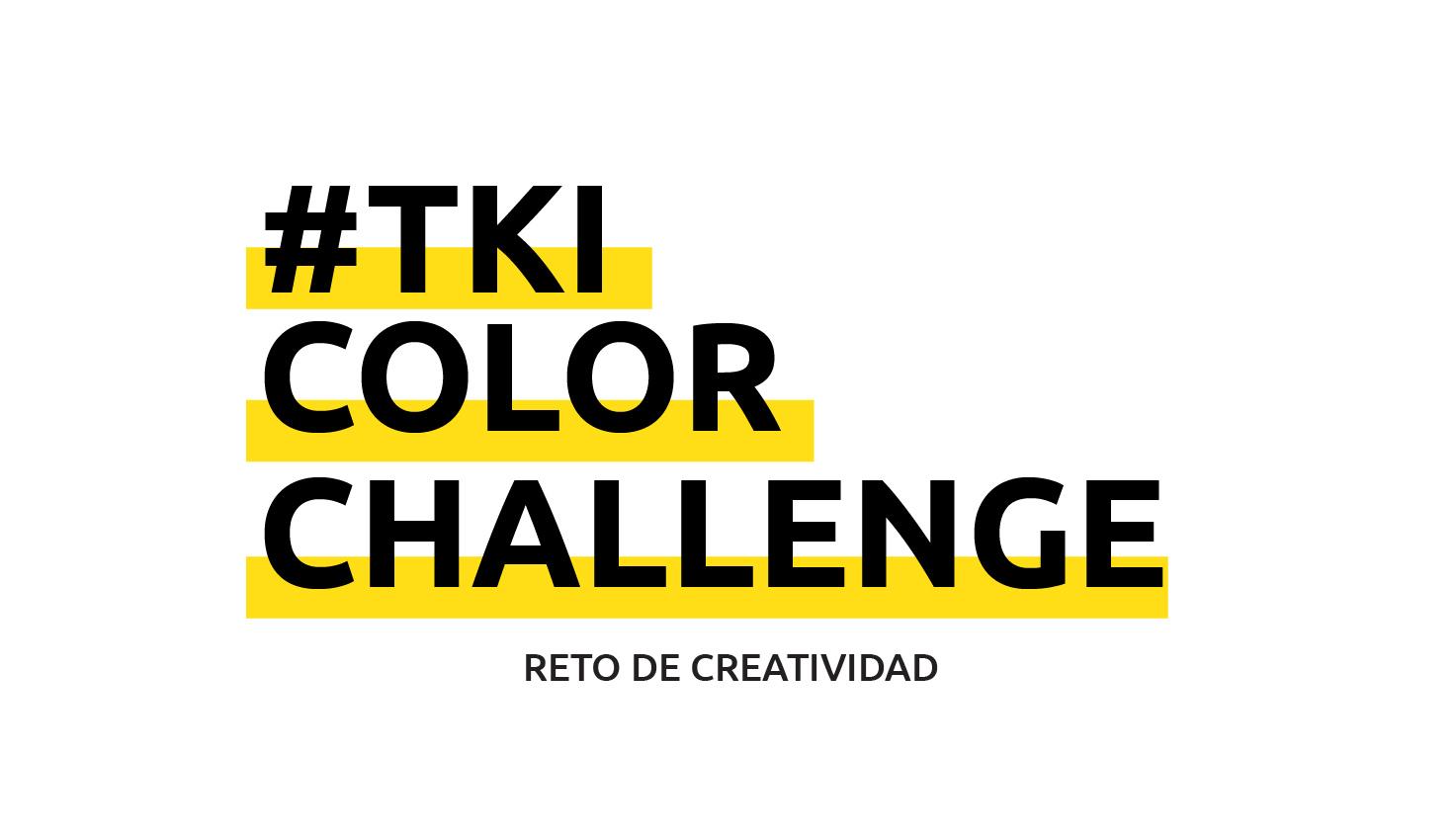 Reto de Creatividad |  #TKIColorChallenge 2da Edición