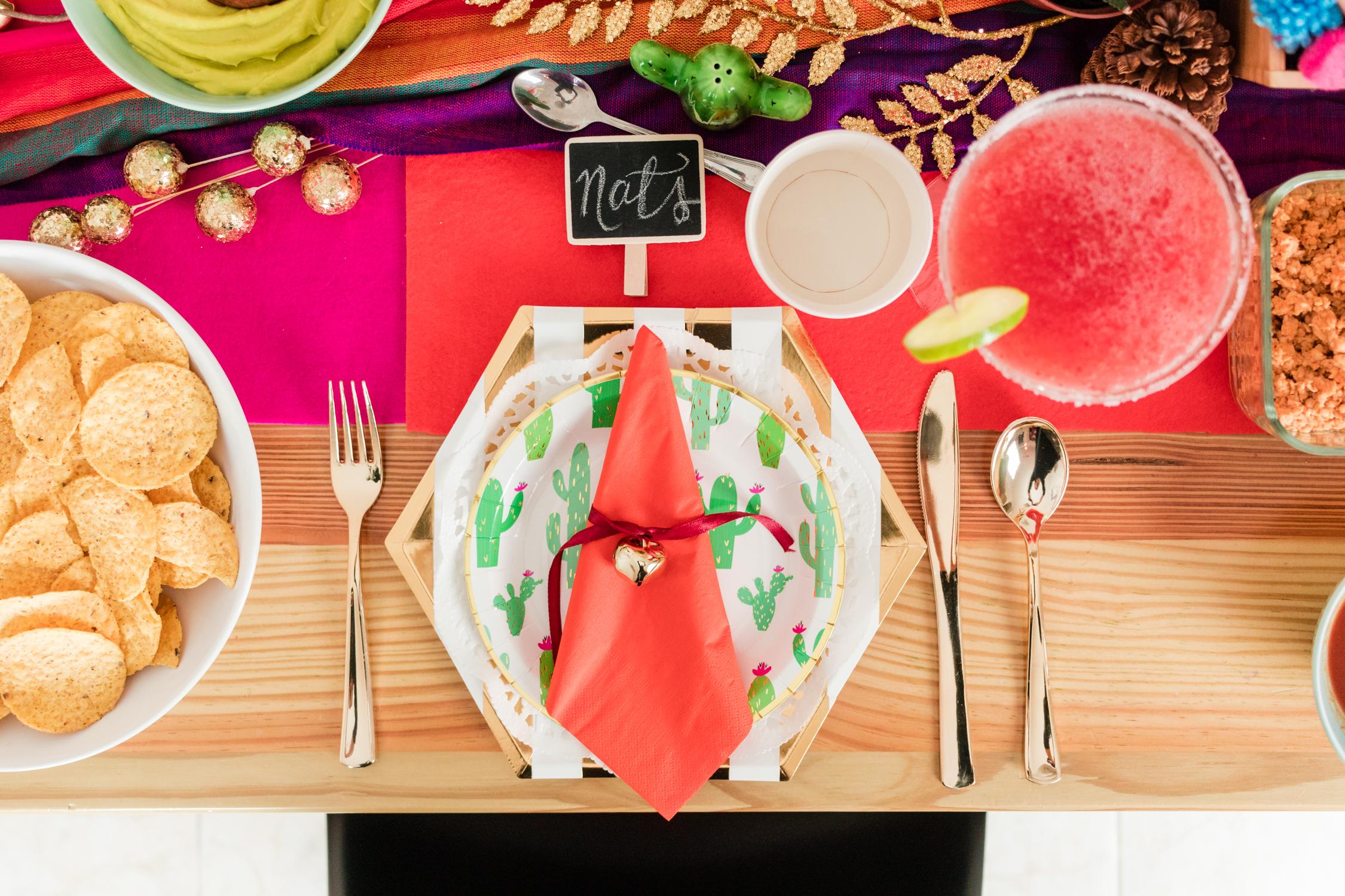 Fiesta a la Mexicana | Inspiración para una Cena Navideña