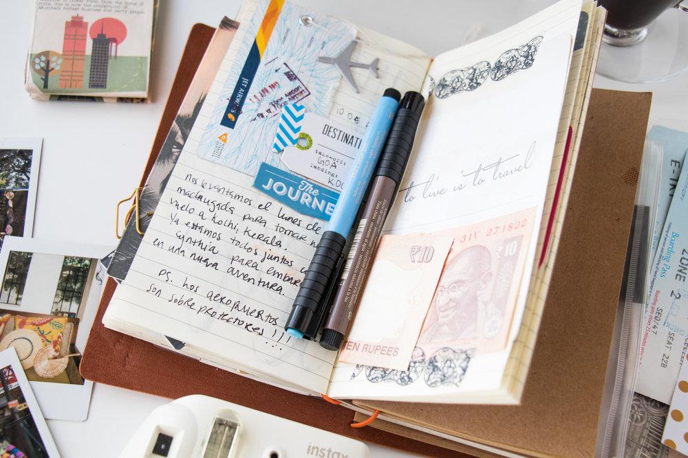 ¿Te animarías a crear un diario viajero de tu próxima aventura? Un travel journal es una forma divertida de recopilar un viaje. Aprende cómo crear uno