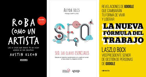 15 Libros Para Creativos y Emprendedores En Español
