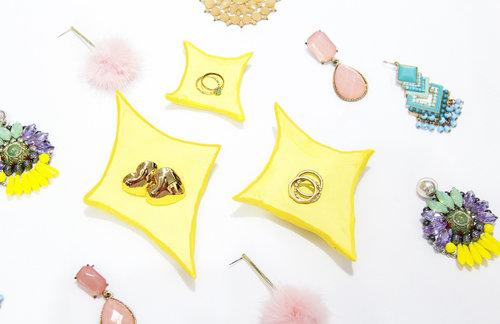 Hazlo Tu Misma // Plato De Emoji Para Joyeria