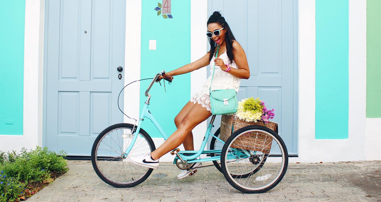 De Paso En Bicicleta Con Zona Bici