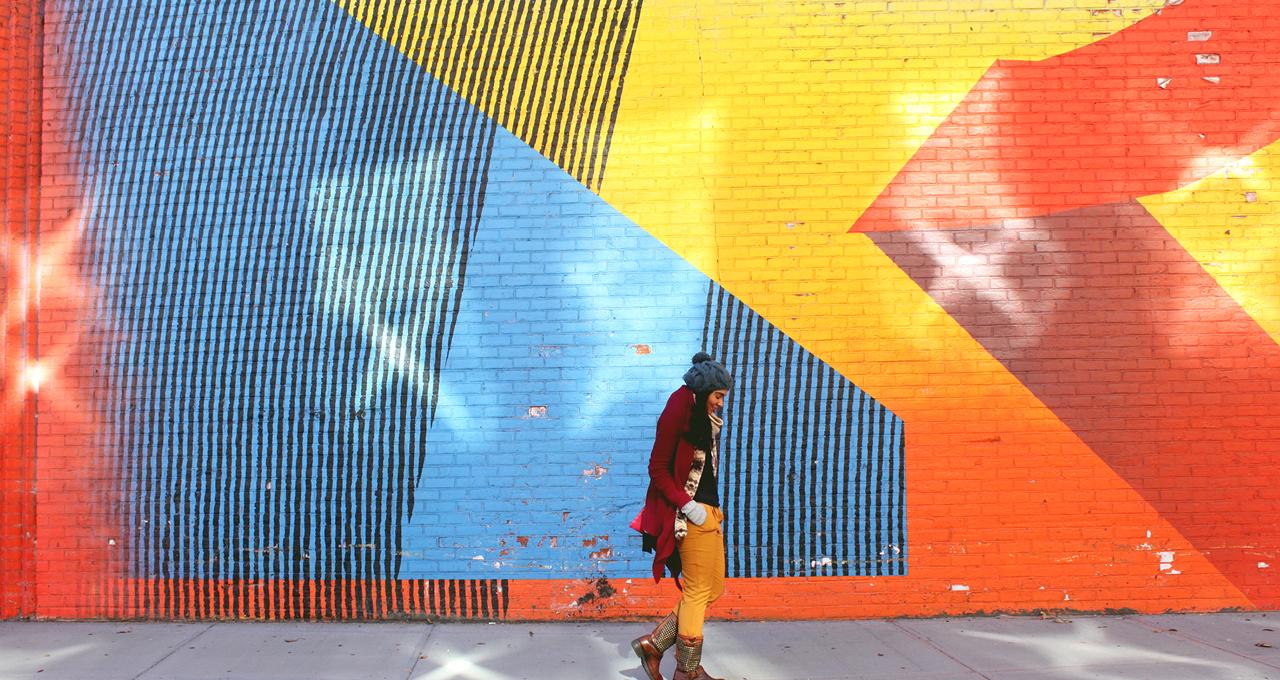 La Guía Más Cool De Murales Artísticos En NYC