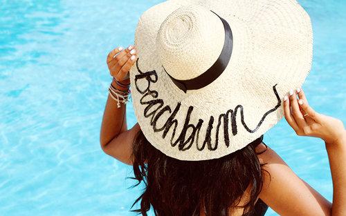 Hazlo Tu Misma // Inspirado En El 'Do Not Disturb Hat'