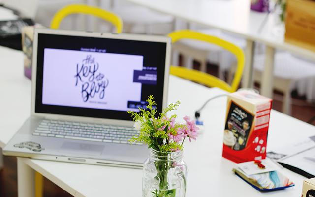 Taller Para Blogger: 'The Key to Blog' 3ra Edición
