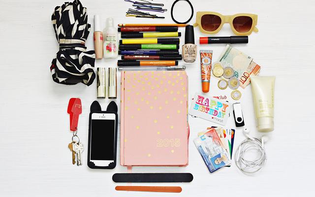 Organiza Tu Bolso Desorganizado Como Un Pro