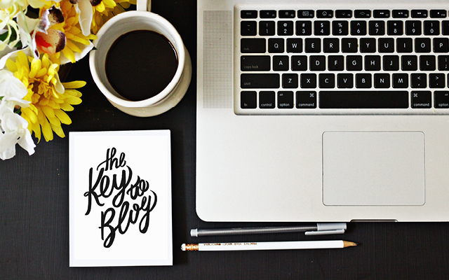 "¡Vuelve ""The Key To Blog"" + Sorteo!"