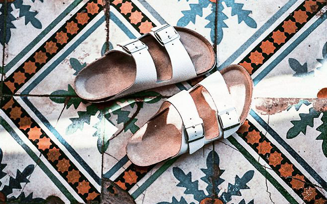 Blast From The Past: How To Wear Birkenstock