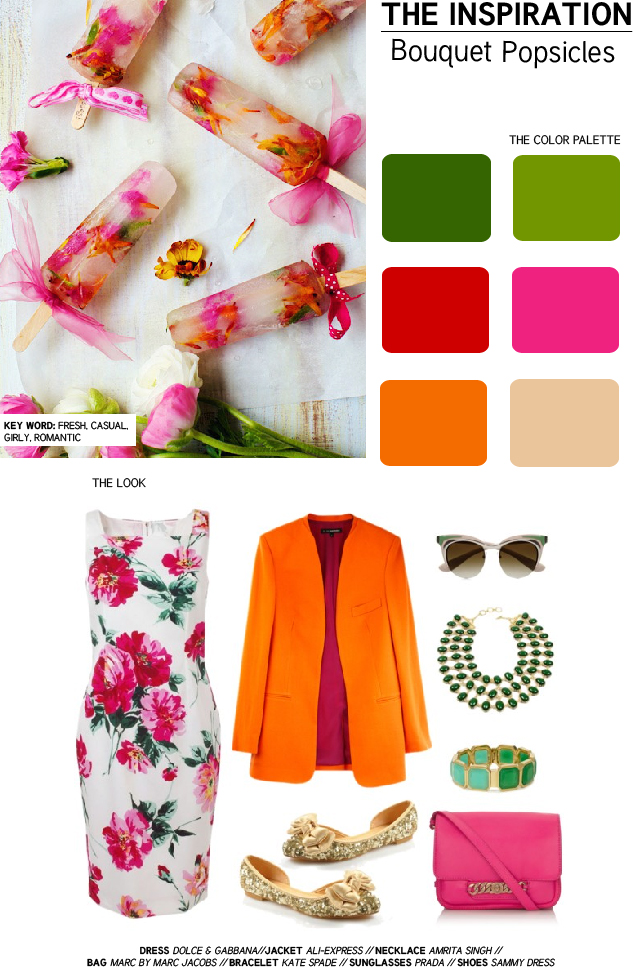 Style By Color Inspiration #1