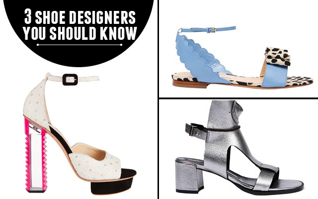 3 Shoe Designers You Should Know