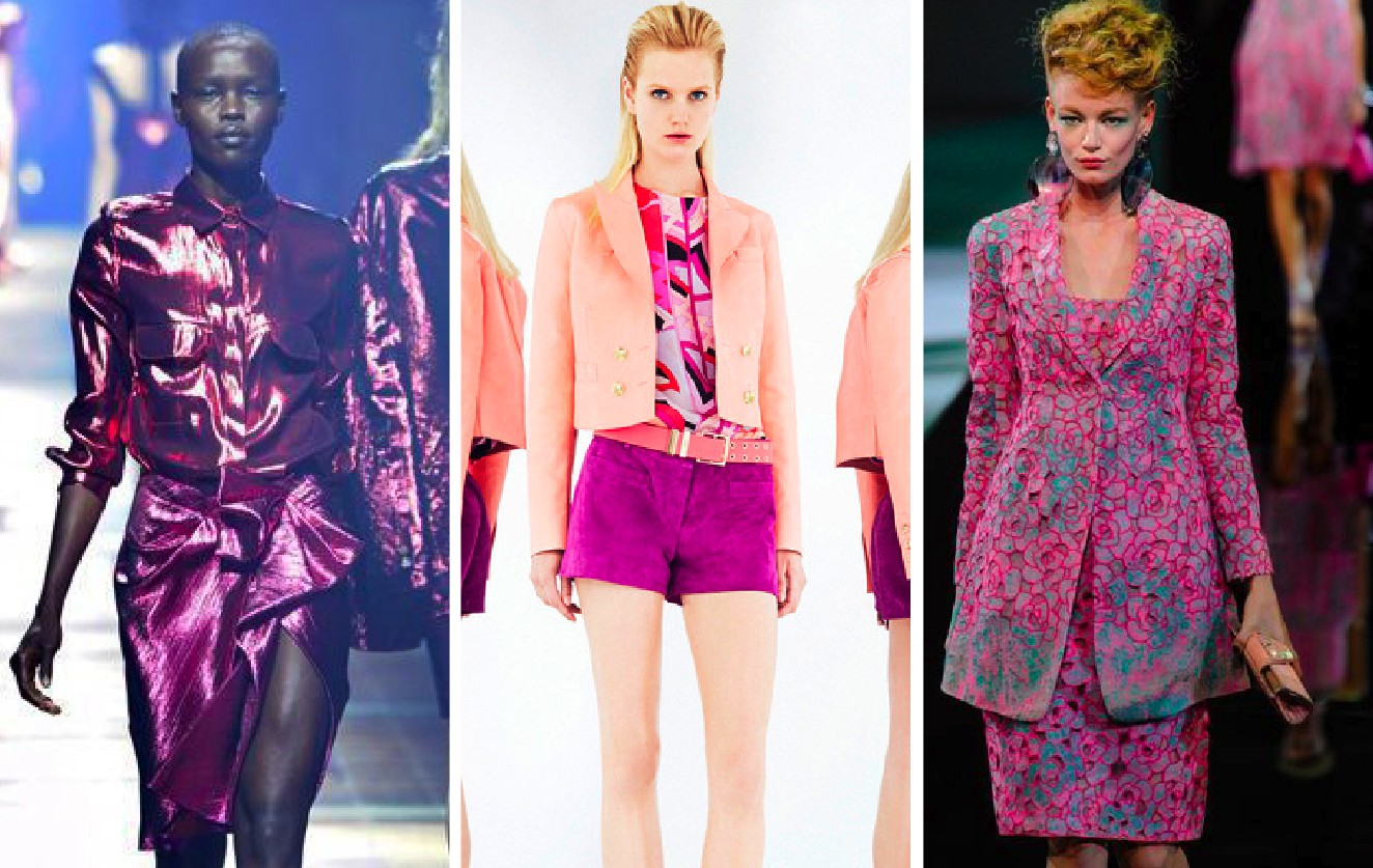 Spring 2014 Trend: Meet Radiant Orchid
