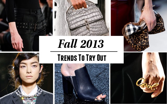 6 amazing Fall Trends To Try Out