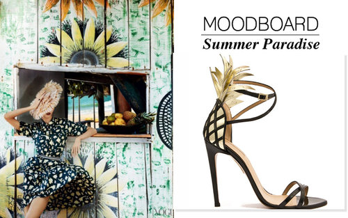 Moodboard // Summer Paradise