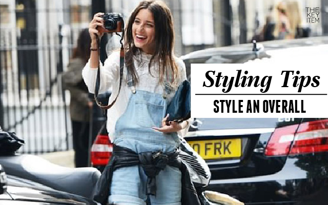Styling Tips / Style an Overall
