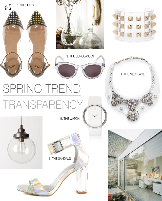 Trends // Transparency