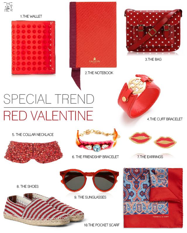 Special Trend // Red Valentine