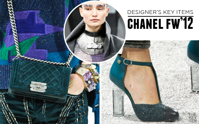 Designer's Key Item // Chanel FW'12