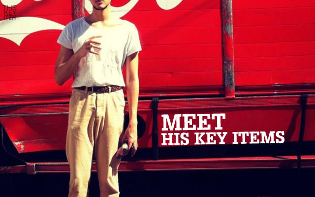 Meet His Key Items // Christian