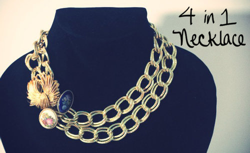 4 in 1 Necklace
