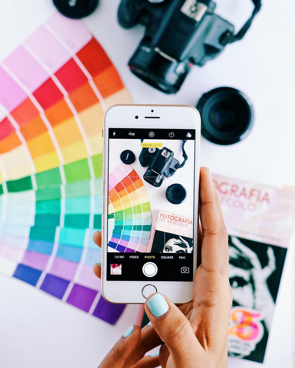 Curso online de fotografía para marcas y productos en español